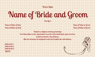 Wedding invitations cards custom invitations invitations cards design by printvenue stopboris Choice Image