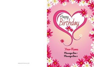 Birthday Cards Online Greeting cards Printvenue
