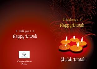 Diwali greeting cards customized diwali greetings cards printvenue design by printvenue m4hsunfo