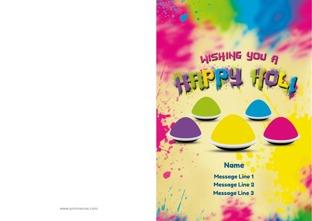Holi greeting cards printable holi cards 2016 design by printvenue m4hsunfo
