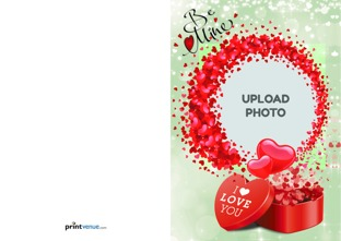 customize - Personalized Valentines Day Cards