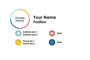 Buy customized classic business cards online printvenue design by printvenue reheart Image collections