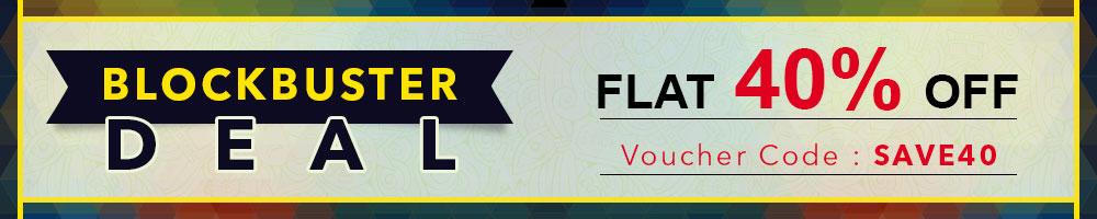 Blockbuster Deal Banner