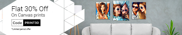 40% Off On canvas