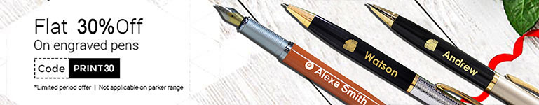 40% Off On Exclusive Pens