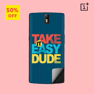 Personalized One Plus Skins