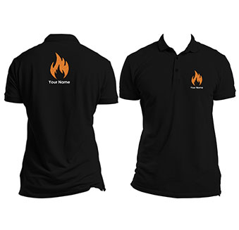 Custom Embroidered Polo Shirts Online T Shirt