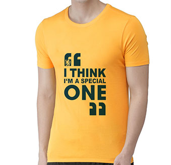 Personalized T Shirts In India Custom Print Your Design On