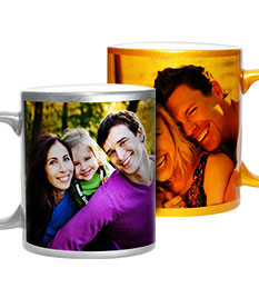 Photo Mug - Golden