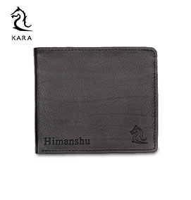Kara Men Wallet Cobalt