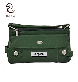 Kara Rose Sling Bag Olive