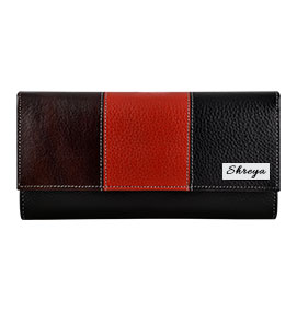Ladies Wallet Polka