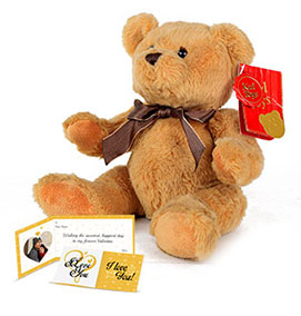 Personalized Teddy Bear This Valentines Season